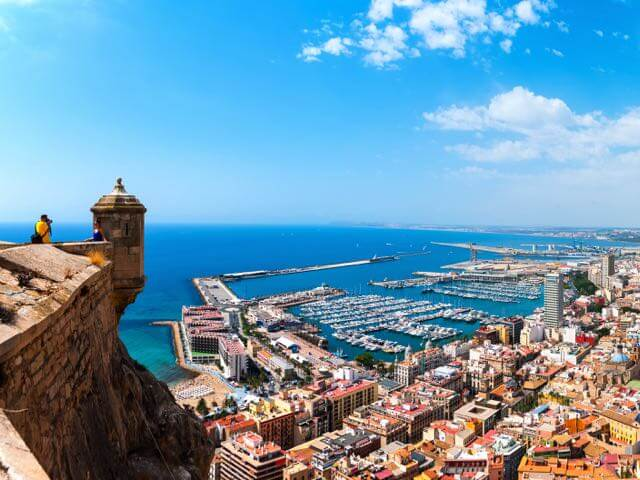 flights to alicante and valencia